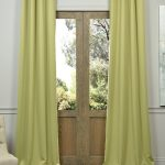 Lichen Grommet Blackout Curtain