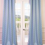 Fret Sky Grommet Blackout Curtain
