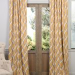 Voyager Maize Blackout Curtain