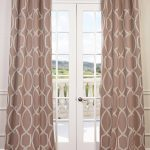 Lisbon Gold Grommet Blackout Curtain